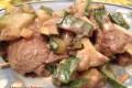 Involtini di carne alle zucchine
