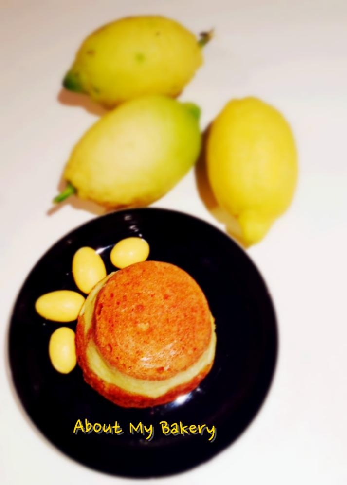 """Tortini al limone """"Tunnel of love"""""""