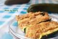 Zucchine ripiene di tonno - Semplici e veloci