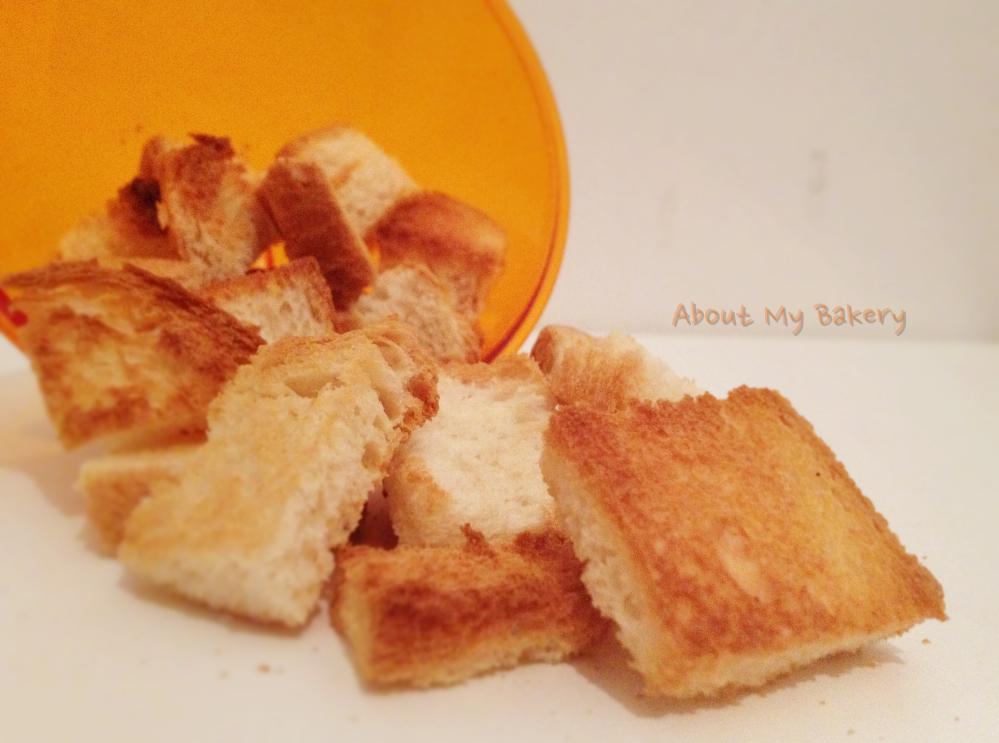 Crostini di pane last-minute