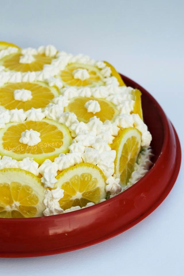 Torta delizia al limone |Ricetta tipica campana | About My Bakery