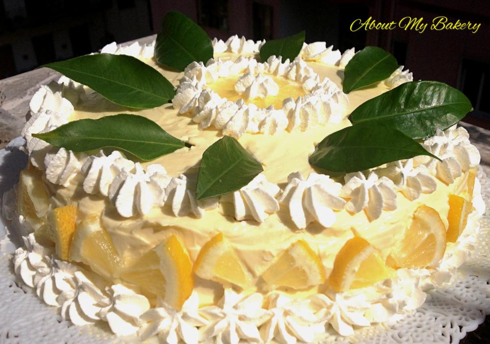 Torta Delizia al Limone vol 2