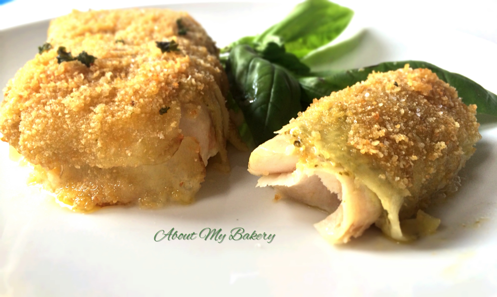 Merluzzo gratinato al pesto in crosta di patate