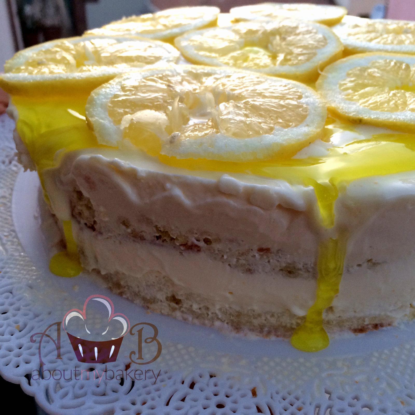 Torta Brivido al Limone