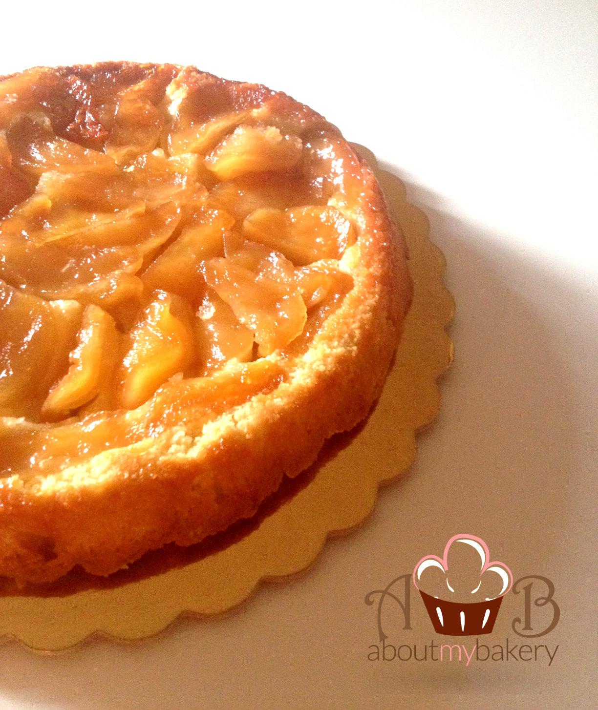 Tarte Tatin | Torta rovesciata di mele caramellate