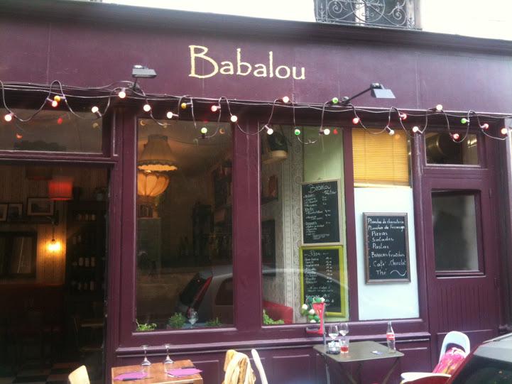 Parigi è sempre una buona idea ≈ BABALOU, J'adore Italien!