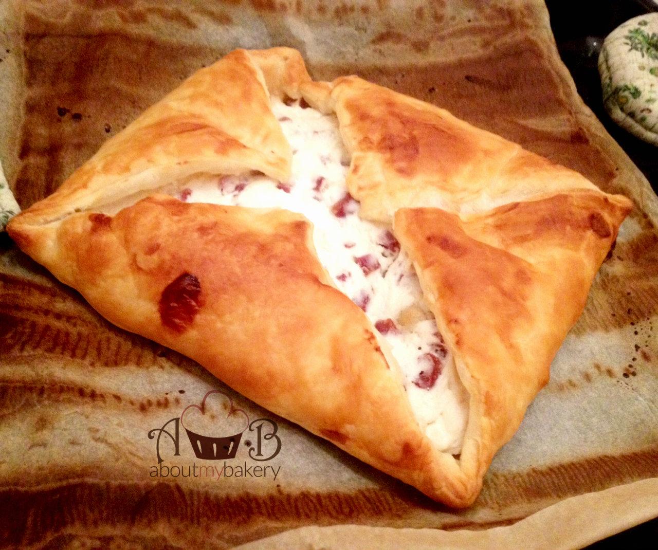 Fabuleux Rustico salame e ricotta - Ricetta facile e veloce | About My Bakery SQ37