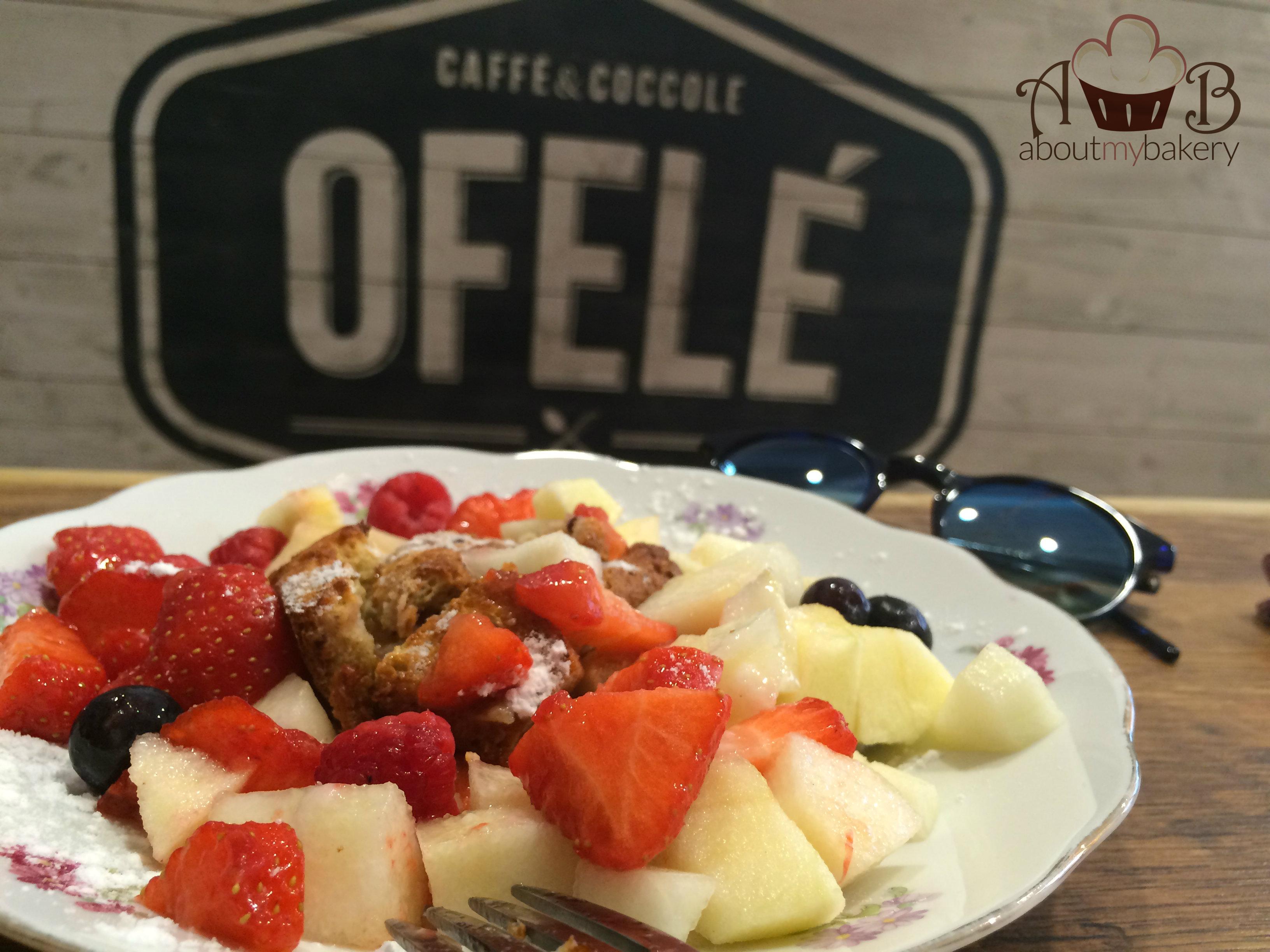 Il mattino non ha solo l'oro in bocca ≈ Ofelé, Caffè e Coccole