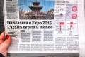 EXPO 2015 e gli sprechi alimentari