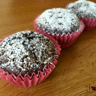 muffin vegani cioccolato