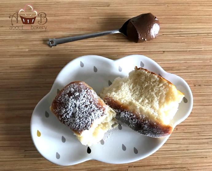 Pan di panna – brioches morbidissime e soffici per giorni