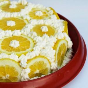 Torta delizia al limone |Ricetta tipica campana