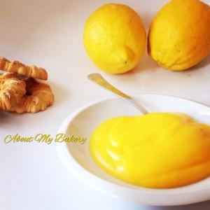 Crema pasticcera al limone speciale