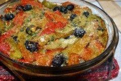 Peperoni alle olive