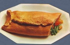 Calzoni al forno alle verdure