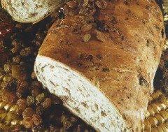 Pane con l'uvetta