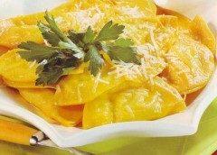 Tortelloni di patate e mascarpone