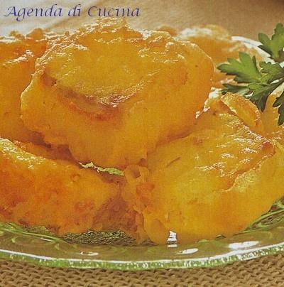 Bocconcini di baccalà in pastella