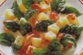 Insalata di spinaci e patate
