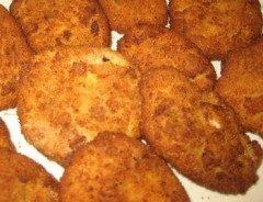 Mozzarella impanata