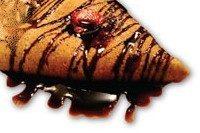 Crepes dolci farcite al cioccolato