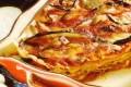 Lasagne alle zucchine e melanzane