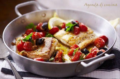 Baccalà alla napoletana ( La prova del cuoco)