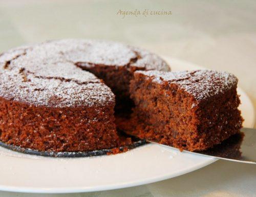 Torta di noci al cioccolato (La prova del cuoco)