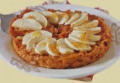 Finta crostata di mele