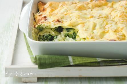 Lasagne ai Broccoletti