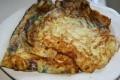 Omelette alle acciughe