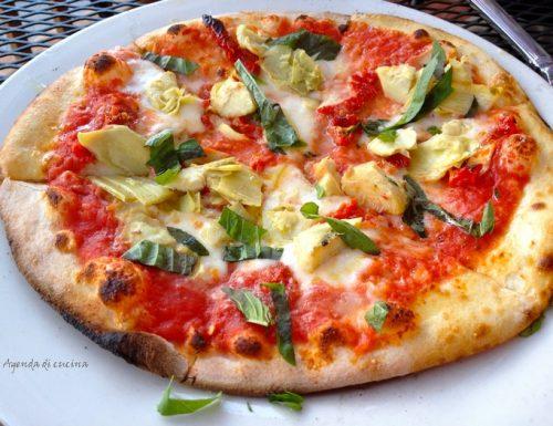Ricetta base: per la pizza fatta in casa