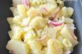 Insalata di patate e cipolle