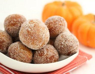 Frittelle dolci di zucca