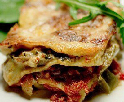 Lasagne di Melanzane