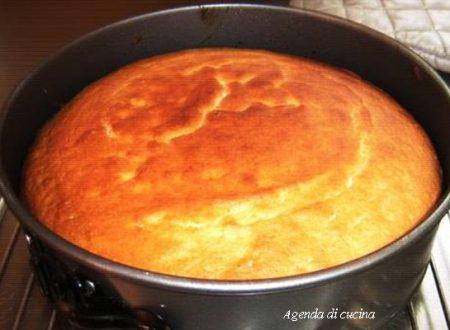 Torta dolce di patate e mandorle