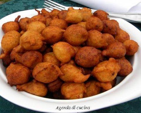Frittelle di zucca alla Veneziana