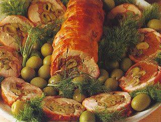 Coniglio alle olive
