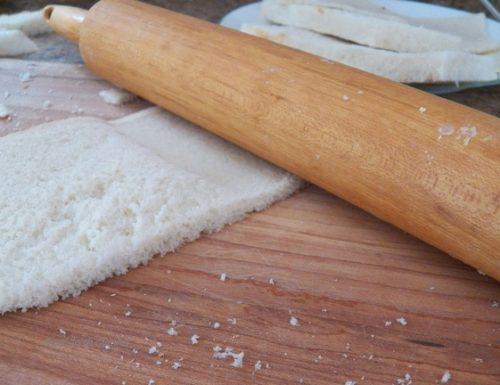Cannoli salati con mousse di grana e feta (da La Prova del Cuoco)