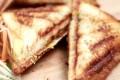 Crema di lattuga con pancarrè fritto di Anna Moroni