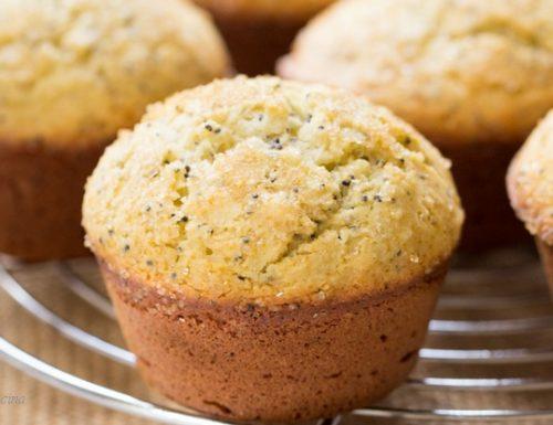Muffin di Zucca ai semi di papavero di (Cotto e Mangiato)