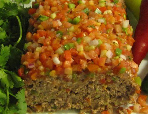 Polpettone variegato in cartoccio ( da La Prova del Cuoco)