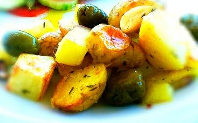 Patate alle olive