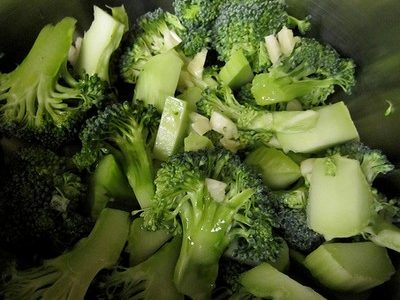 Broccoli stufati