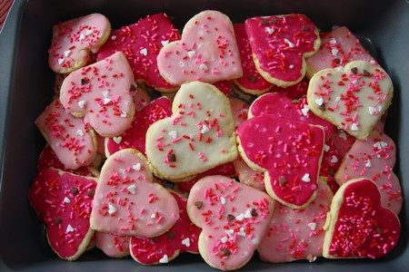 Biscotti San. Valentino