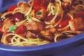Spaghetti al tonno e pomodorini