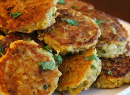 Crocchette di Melanzane e pollo