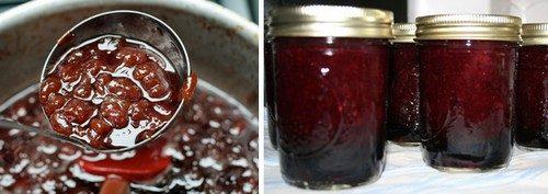 Marmellata alle ciliegie