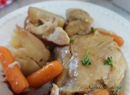 Petto di Pollo al sesamo e carote