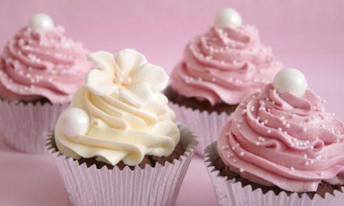 Muffin ai canditi e panna festa della donna